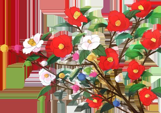 Décoration fleurs