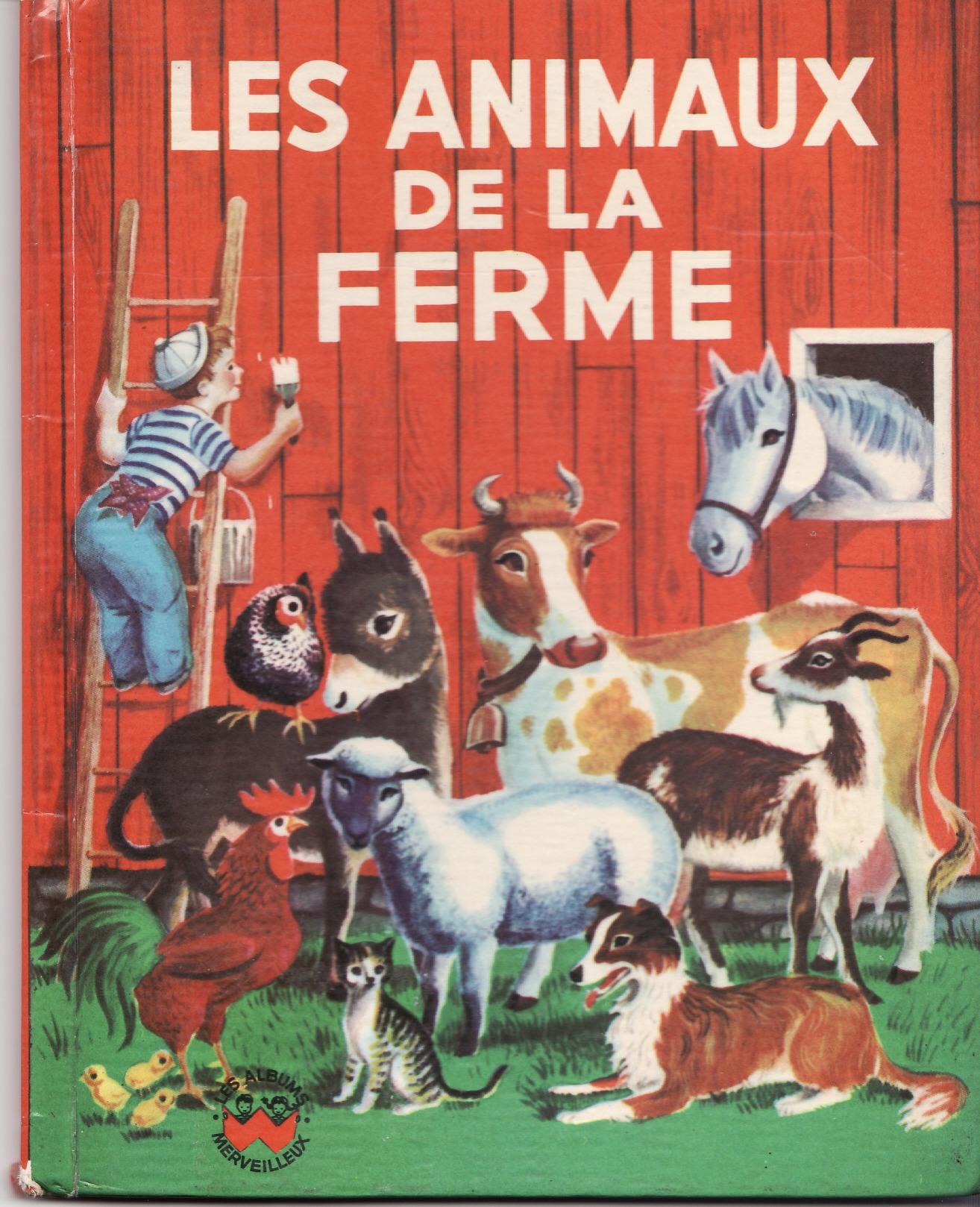 Les Albums Merveilleux 1518359539-la-ferme-des-animaux-couv