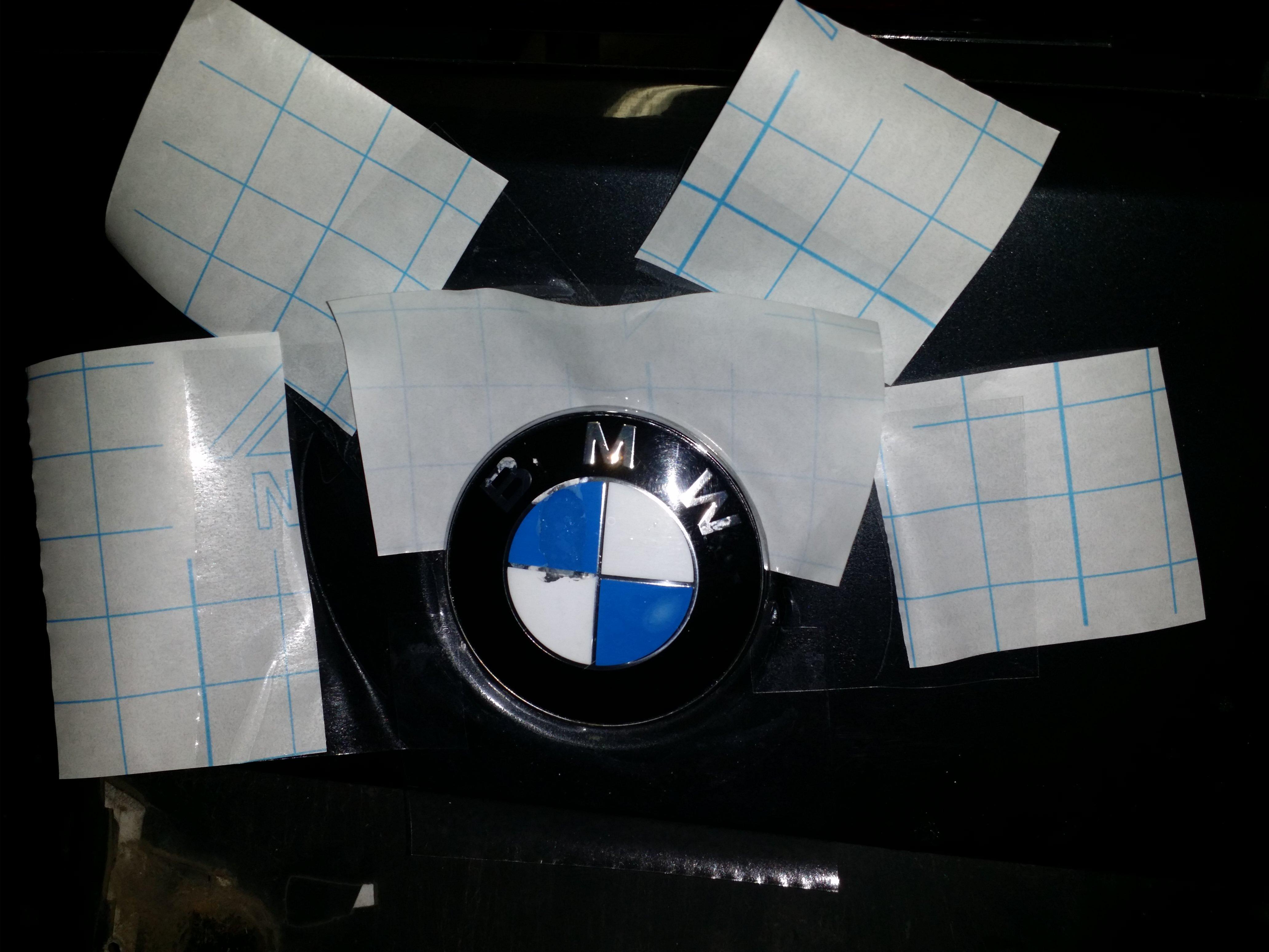 [TUTO] Remplacer ses emblèmes BMW 1519838362-img-20180228-155733