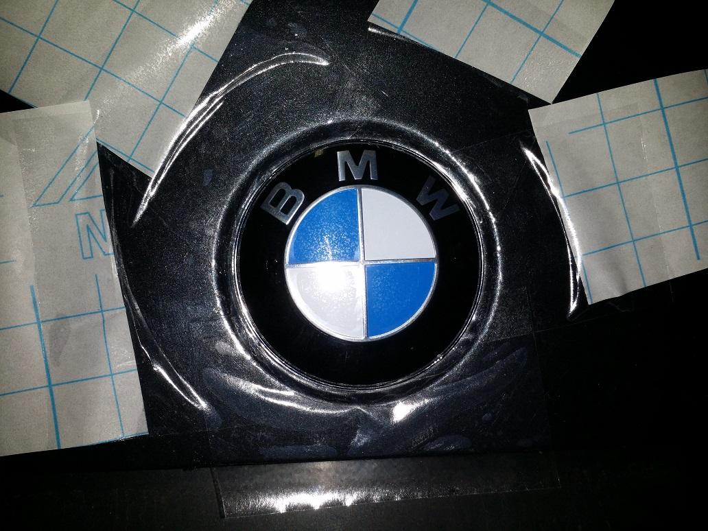 [TUTO] Remplacer ses emblèmes BMW 1519839401-img-20180228-161948