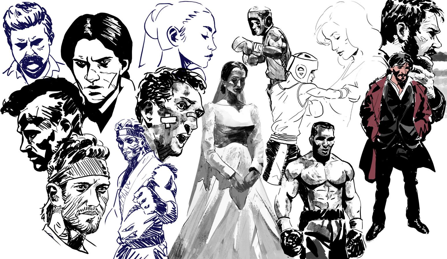 Galerie de dessins, illustrations, divers travaux...  - Page 6 1525741085-sketchs