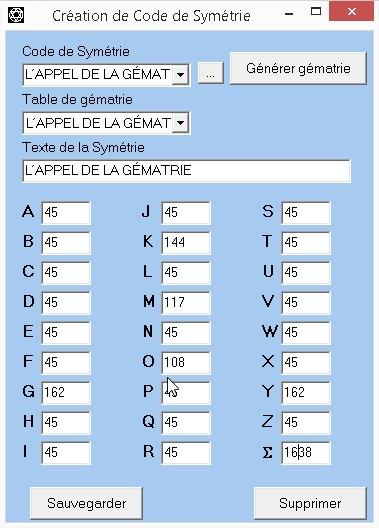 L'Appel de la Gématrie / La Symétrie Miroir 1525923859-table