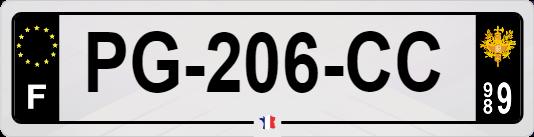 Avis plaques d'immatriculation 1526006754-plaques