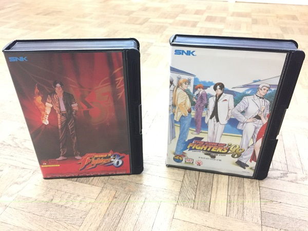 Chachabiloute collection 1529501404-kof-96-kof-98-jap