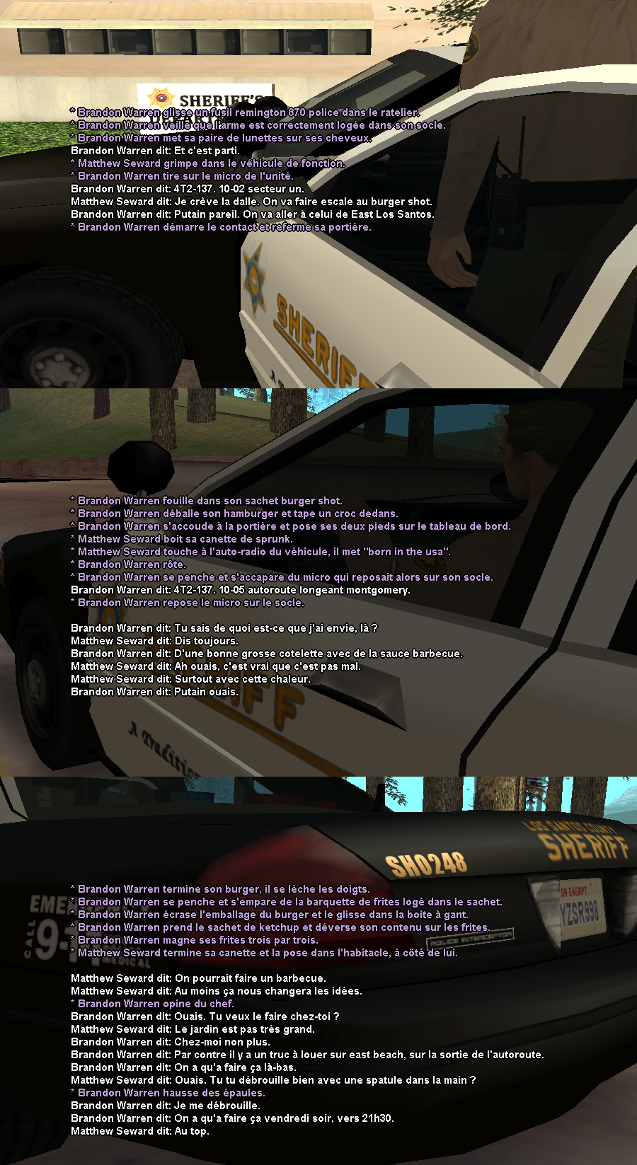Los Santos Sheriff's Department - A tradition of service (8) - Page 9 1530791205-22-5