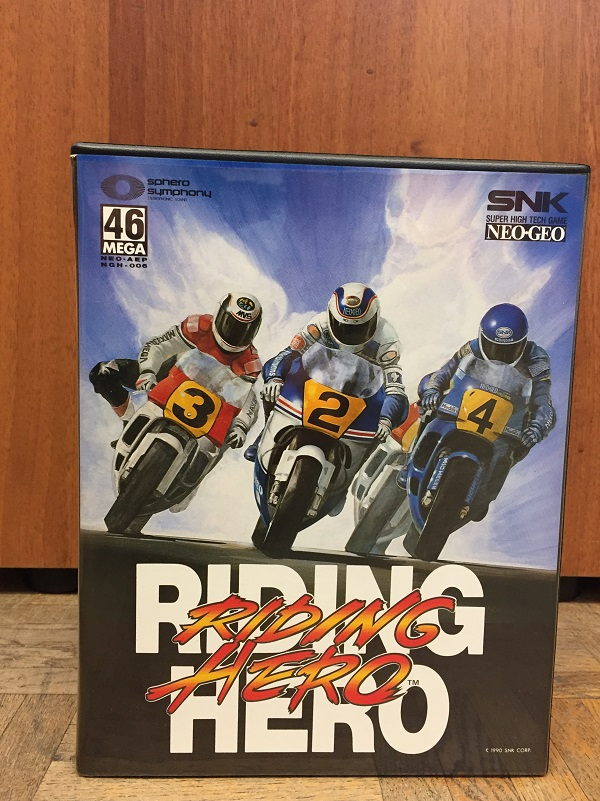 Chachabiloute collection 1530807924-neogeo-riding-hero-aes