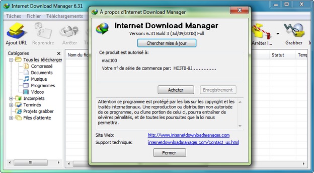 Internet Download Manager IDM 6.31 Build 3 | 7 MB النسخة الأخيرة لعملاق التحميل 1531954428-2018-07-18-235304