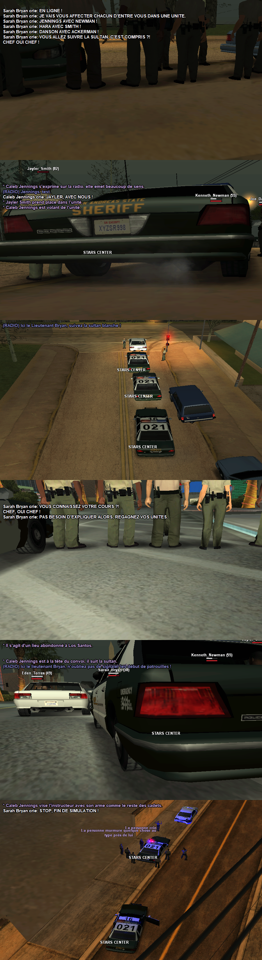 Los Santos Sheriff's Department - A tradition of service (8) - Page 9 1532051310-b