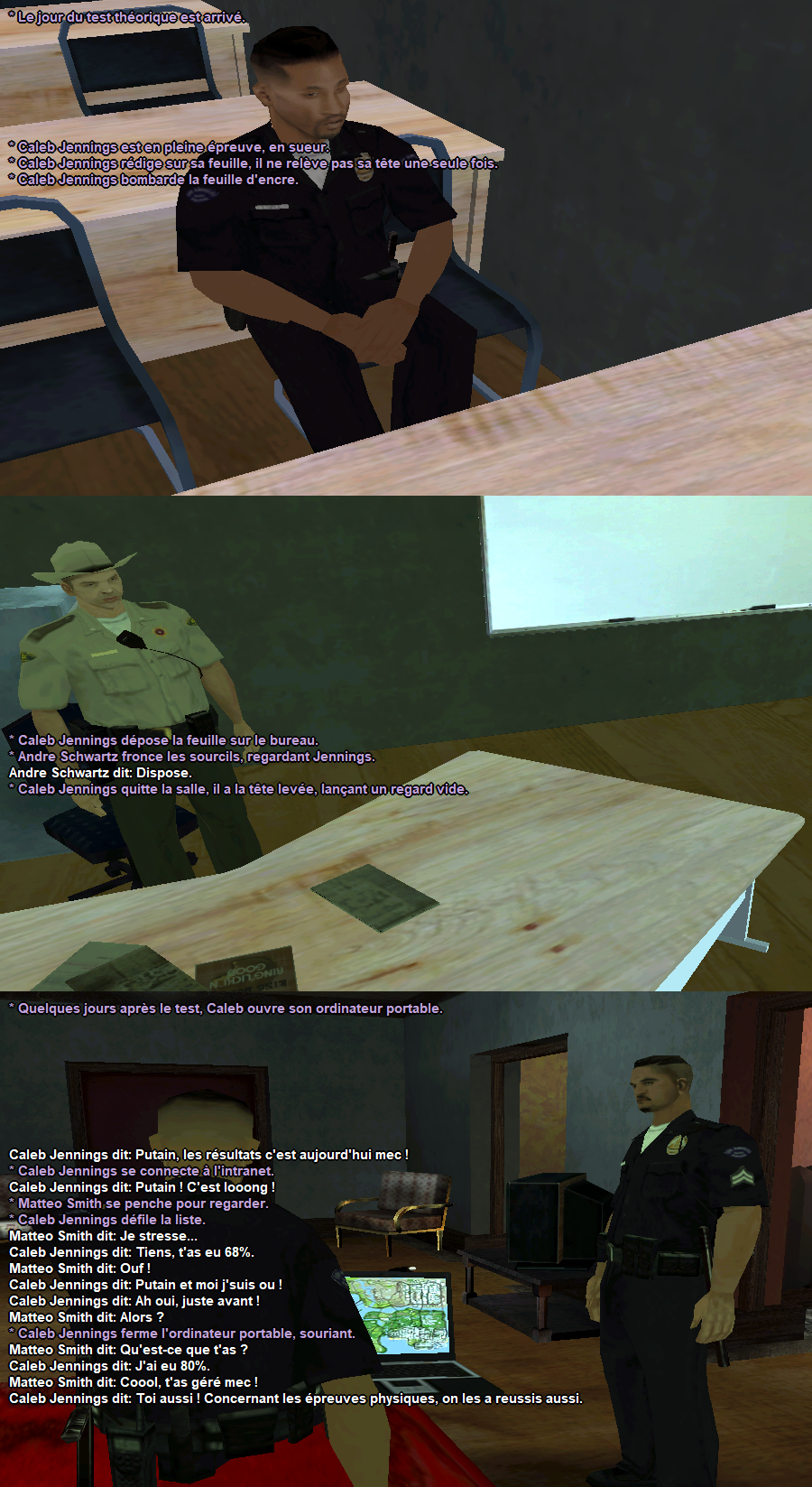 Los Santos Sheriff's Department - A tradition of service (8) - Page 9 1532054030-a