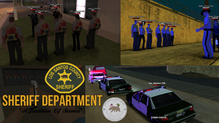Los Santos Sheriff's Department - A tradition of service (8) - Page 9 1532090831-untitled-1