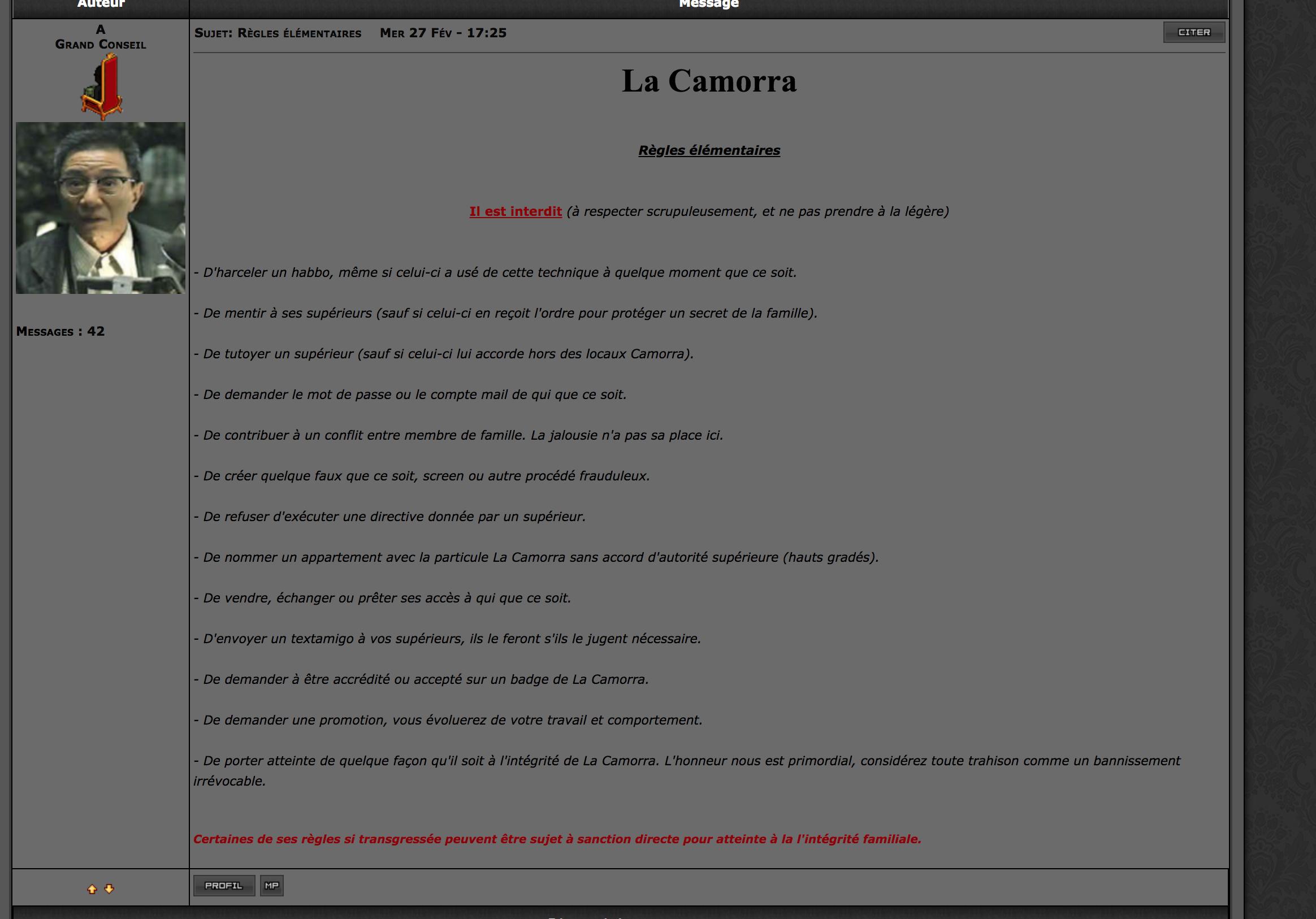 [Segrate 45001 Sfizio & Lucio] La Camorra : La Beuverie 1532881641-capture-d-ecran-2018-07-25-a-14-01-04