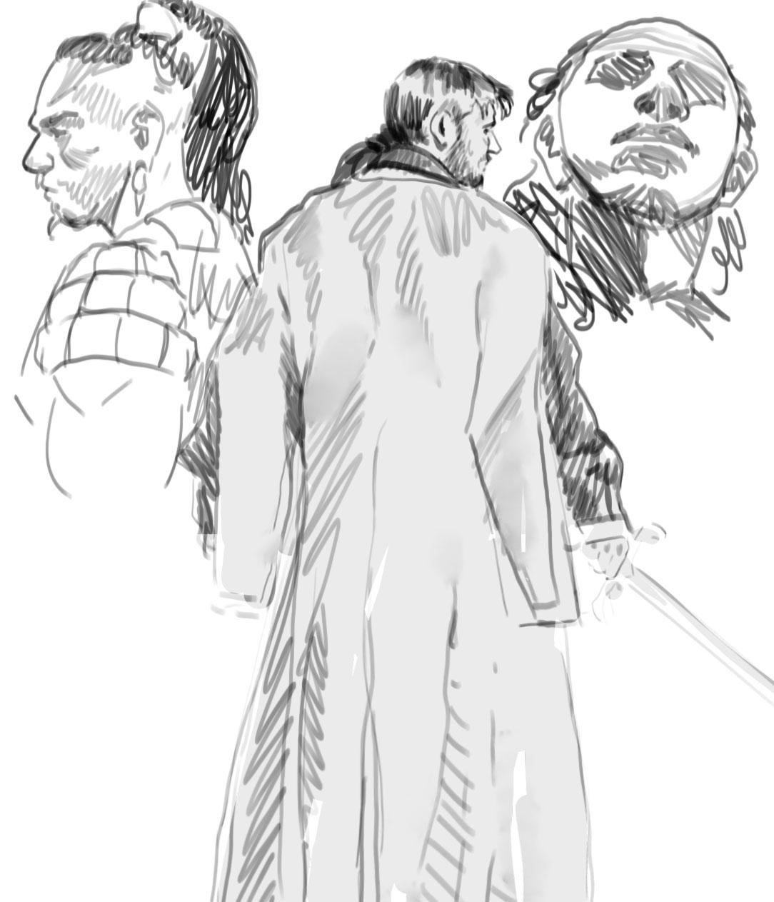 Galerie de dessins, illustrations, divers travaux...  - Page 6 1533128899-sketchs