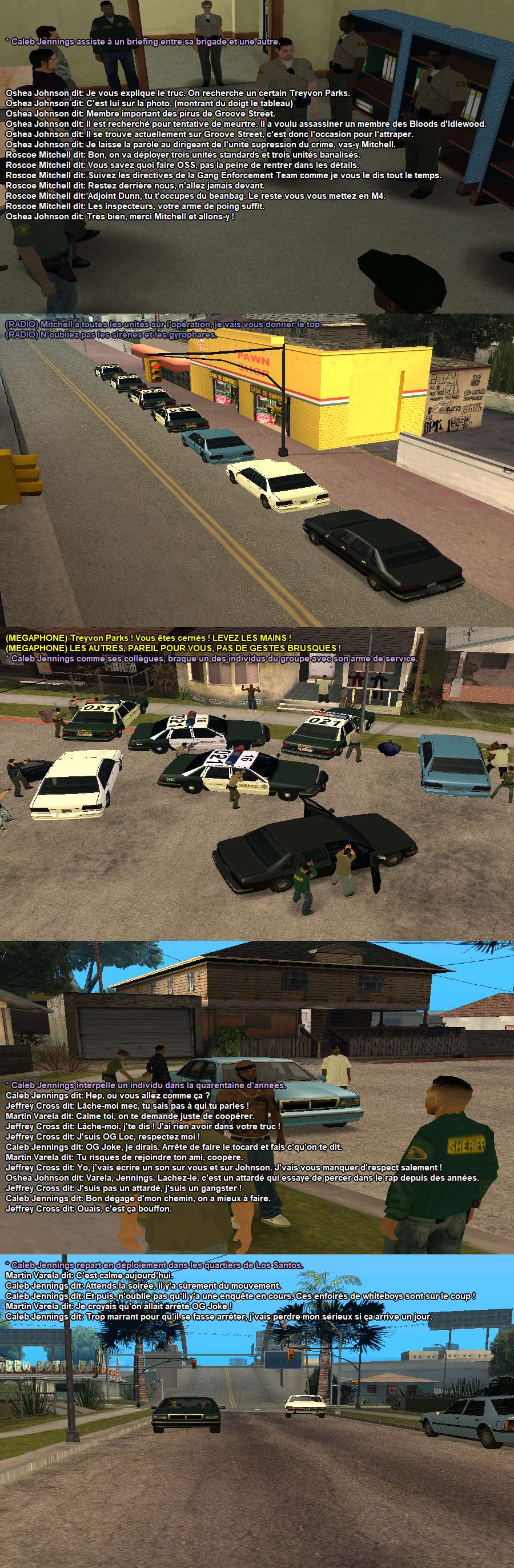 Los Santos Sheriff's Department - A tradition of service (8) - Page 16 1535382023-a