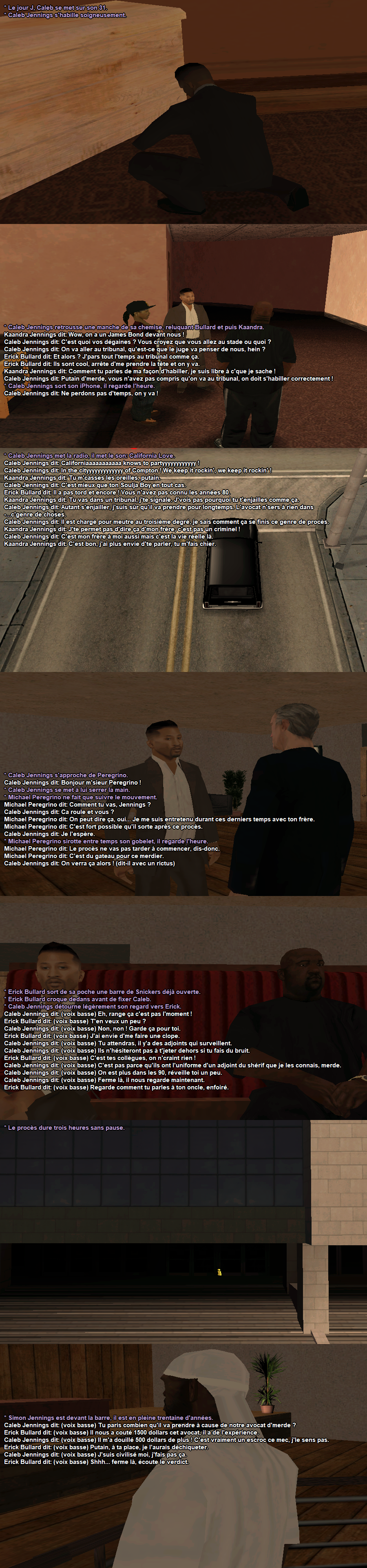 Los Santos Sheriff's Department - A tradition of service (8) - Page 16 1535548297-a