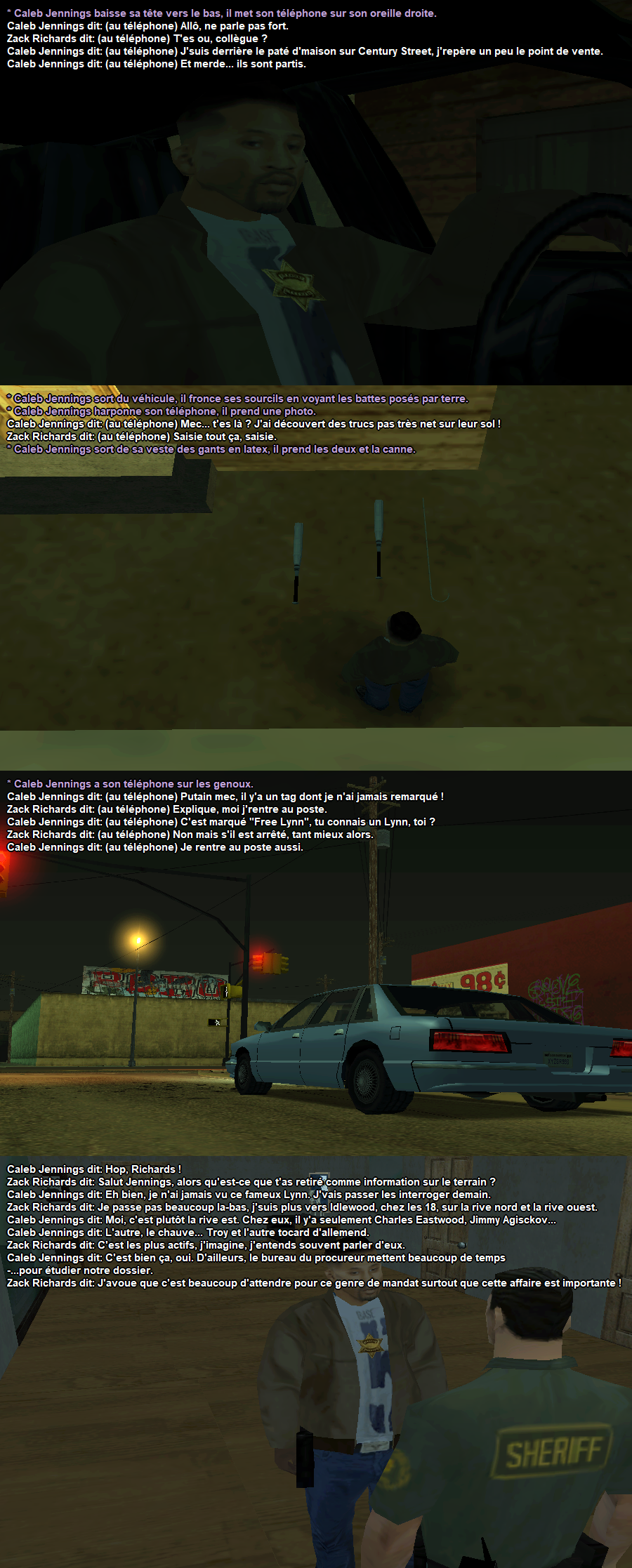 Los Santos Sheriff's Department - A tradition of service (8) - Page 16 1535584672-a