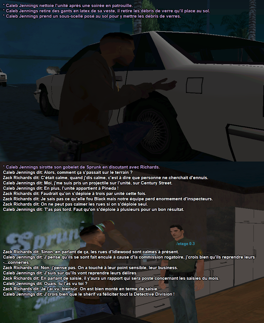 Los Santos Sheriff's Department - A tradition of service (8) - Page 16 1535677907-a