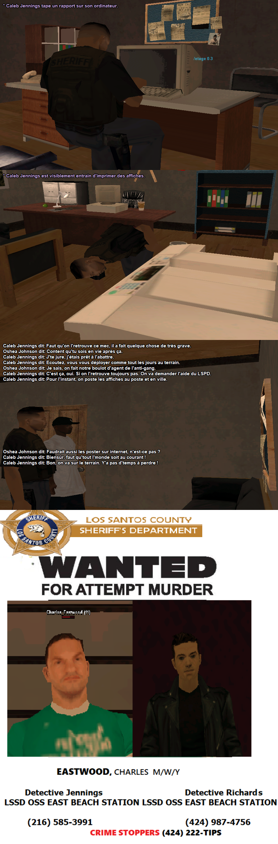 Los Santos Sheriff's Department - A tradition of service (8) - Page 16 1535982992-a