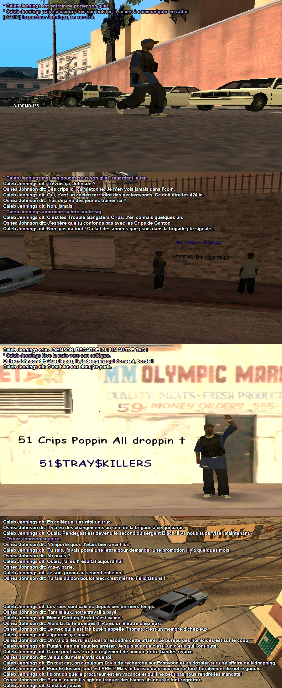 Los Santos Sheriff's Department - A tradition of service (8) - Page 16 1536158943-a