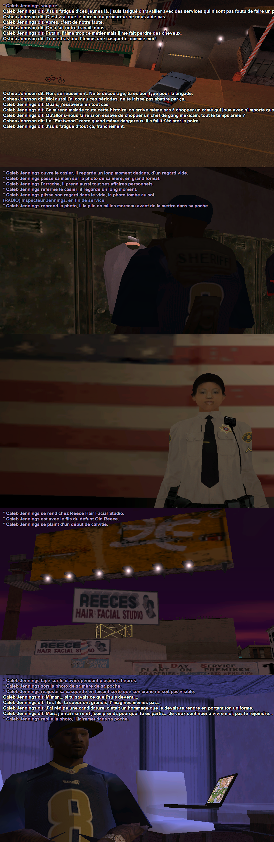 Los Santos Sheriff's Department - A tradition of service (8) - Page 16 1536193116-a
