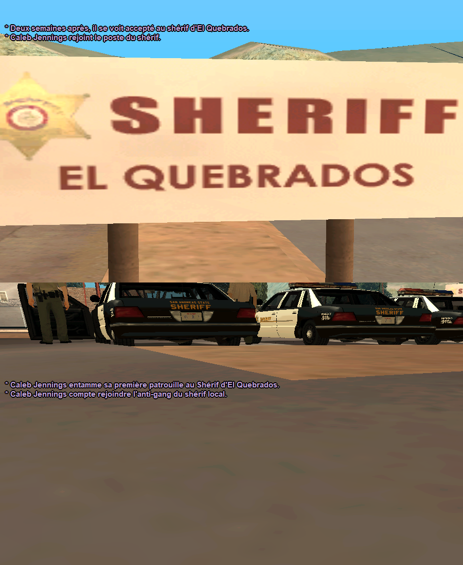 Los Santos Sheriff's Department - A tradition of service (8) - Page 16 1536249829-d