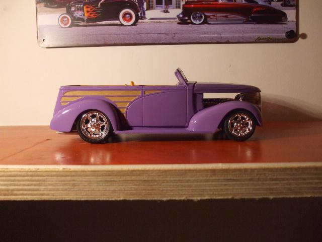 Chevy wagon 1939 - AMT 1/25 1536772474-dscf9435