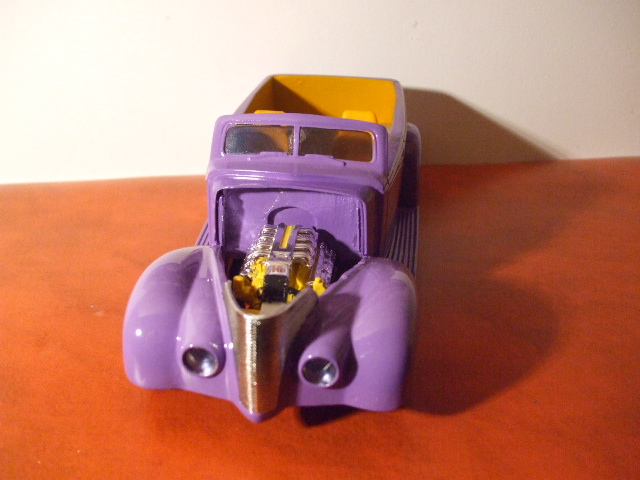 Chevy wagon 1939 - AMT 1/25 1536772622-dscf9437