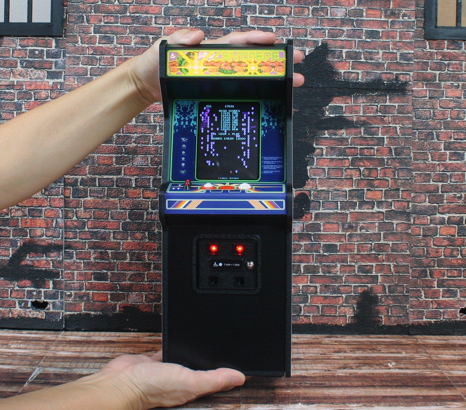 Mini réplique borne arcade Atari : REPLICADE X CENTIPEDE 1537211852-centipede-scale-pix