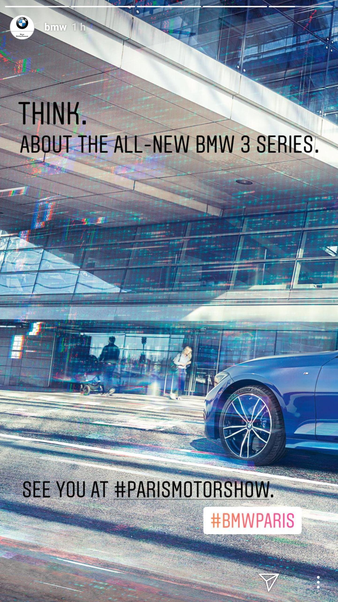 2018 - [BMW] Série 3 [G20/G21] - Page 17 1537966569-bmw-instagram