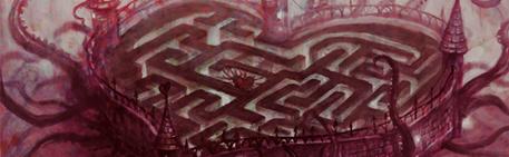 Labyrinthe de ronces