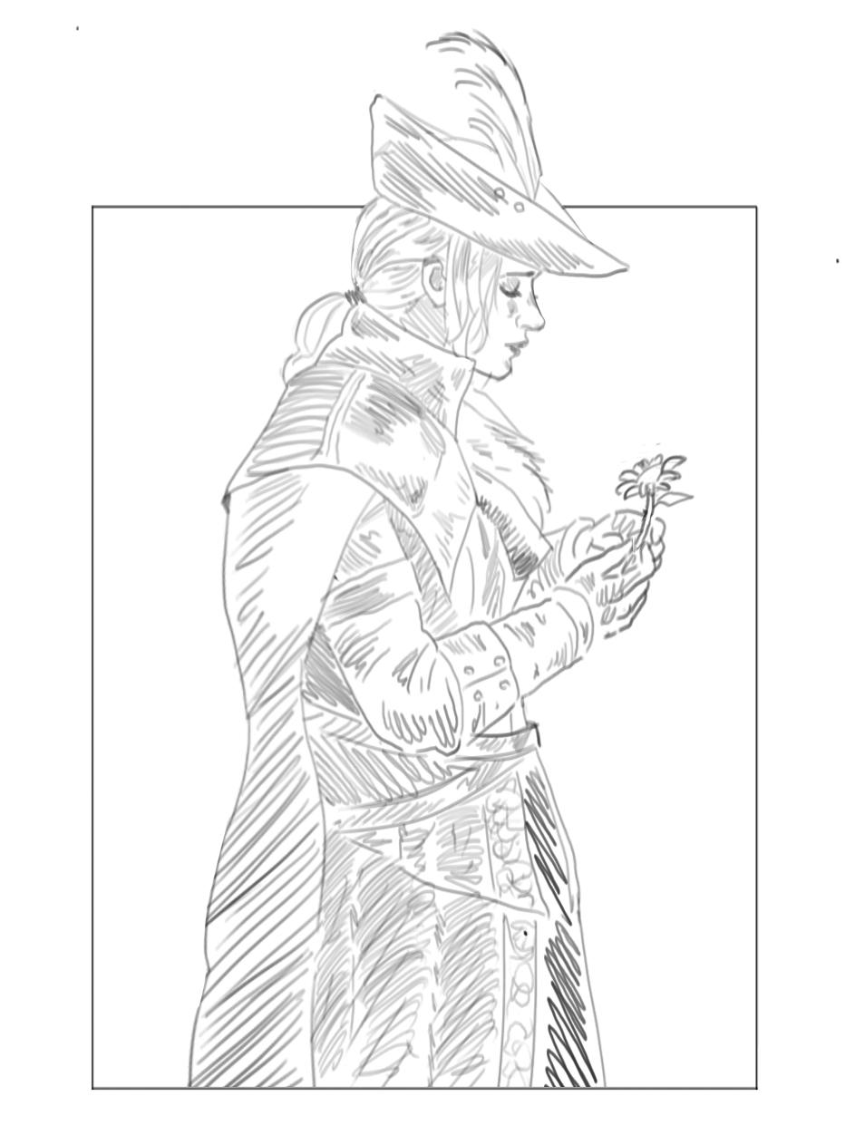 Shai-Hulud, dessin et illustration  1542717974-lady-maria