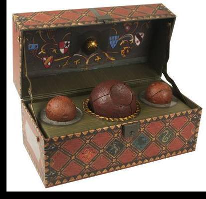 Set de Quidditch