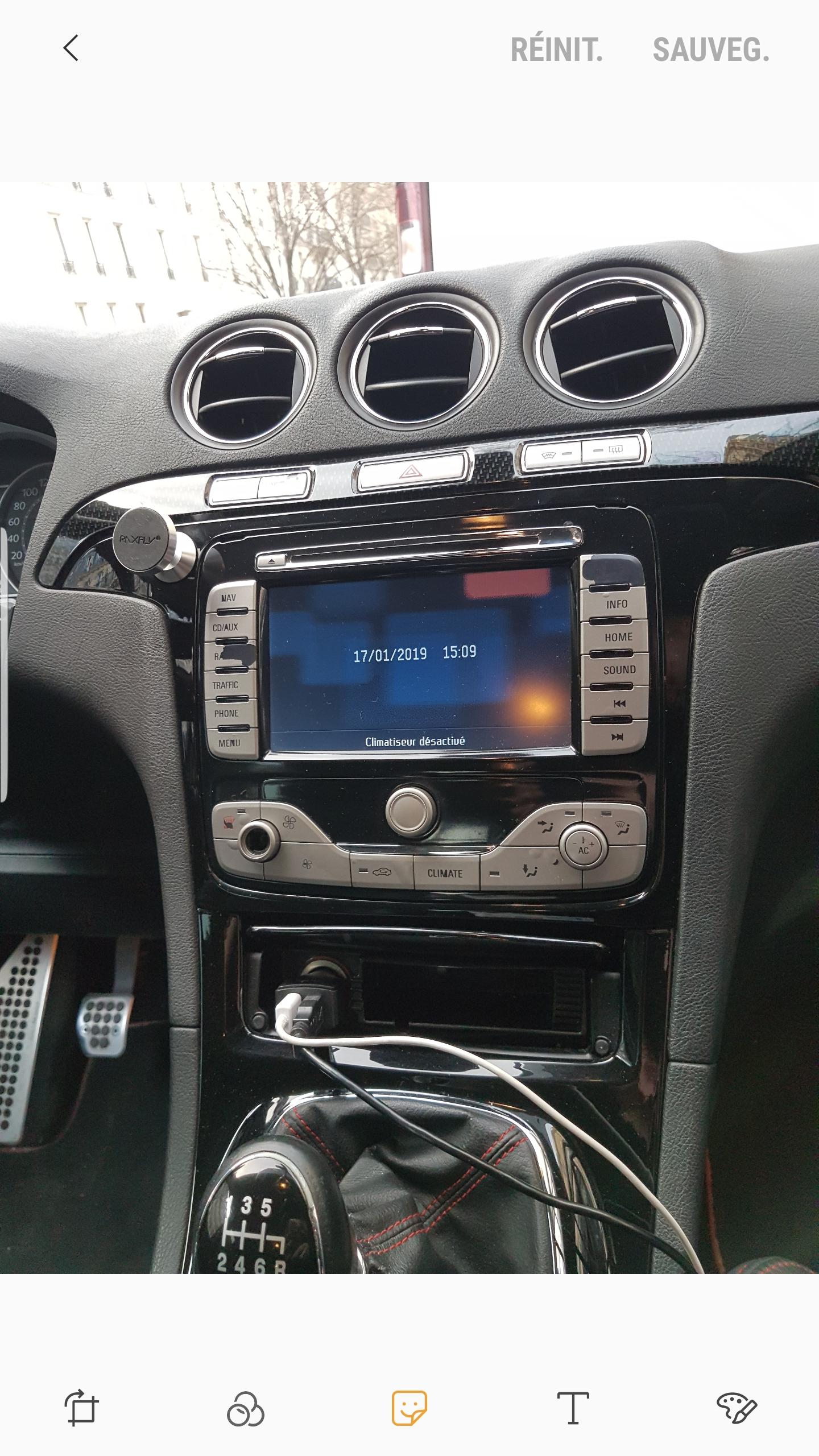Projet de remplacement d'autoradio  1549229356-screenshot-20190116-155527-photo-editor