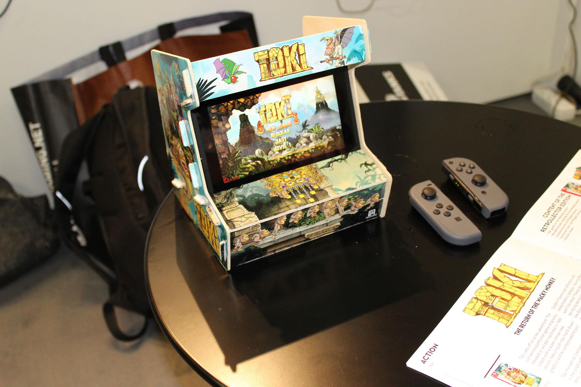 Mini Borne Arcade pour Switch 1549734436-132593