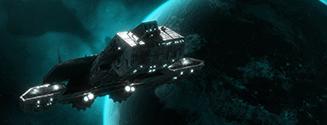 L'USS Athéna