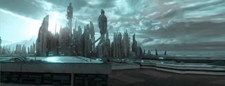 Les autres ailes de la Cité