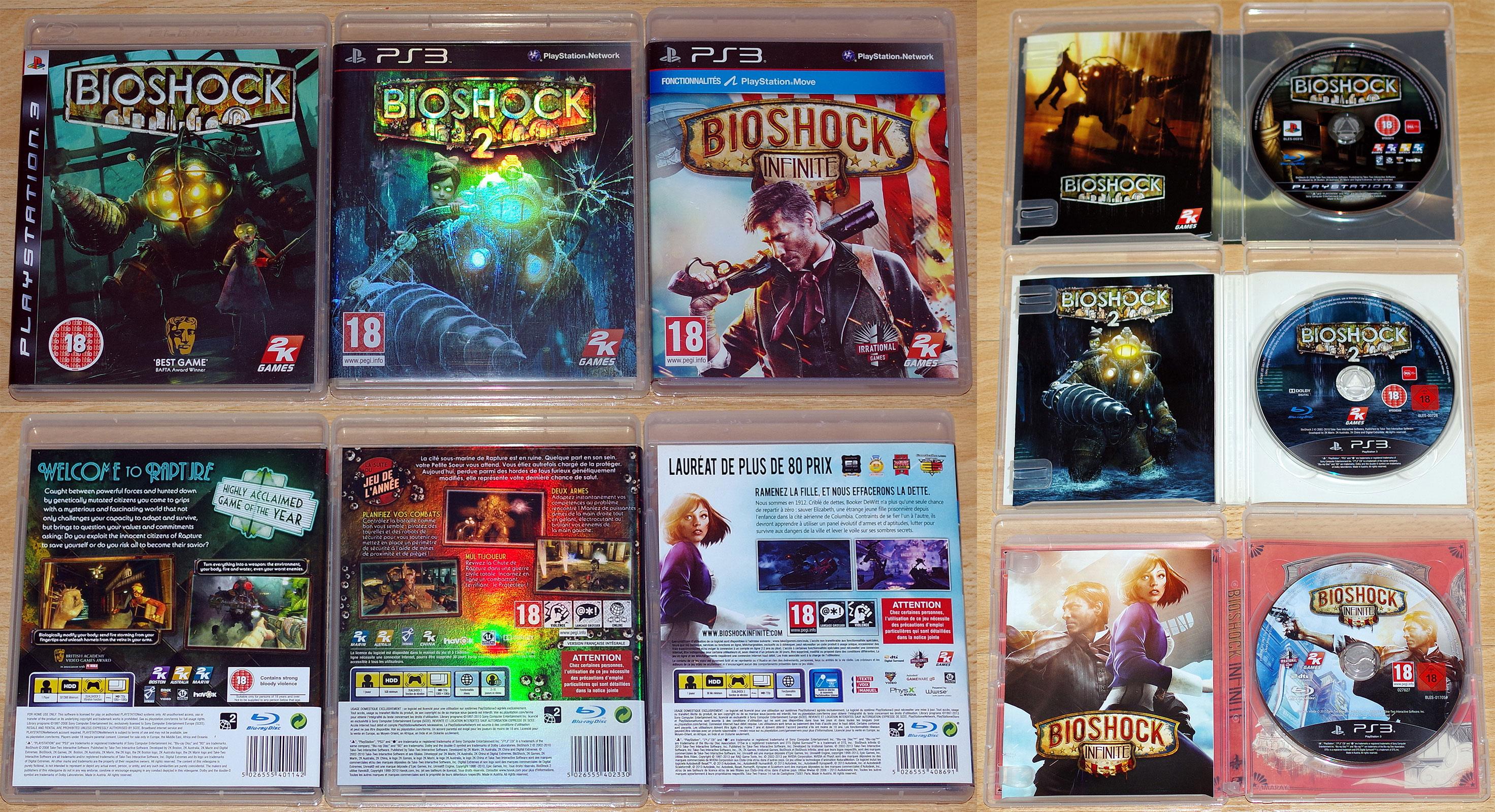 Jeux ps3 - Maj du 30/05 - 28 Jeux PS3 , 4,50€ le jeu !!! 1553991578-bio-1