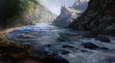 Rivière Tumultueuse