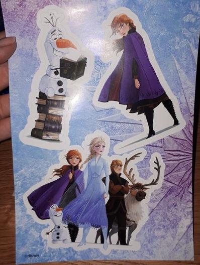 La Reine des Neiges II [Walt Disney - 2019] - Page 3 1556289964-books