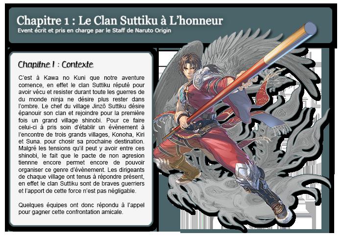 Chapitre 1 : Le Clan Suttiku à l'Honneur 1557323533-event-n-1