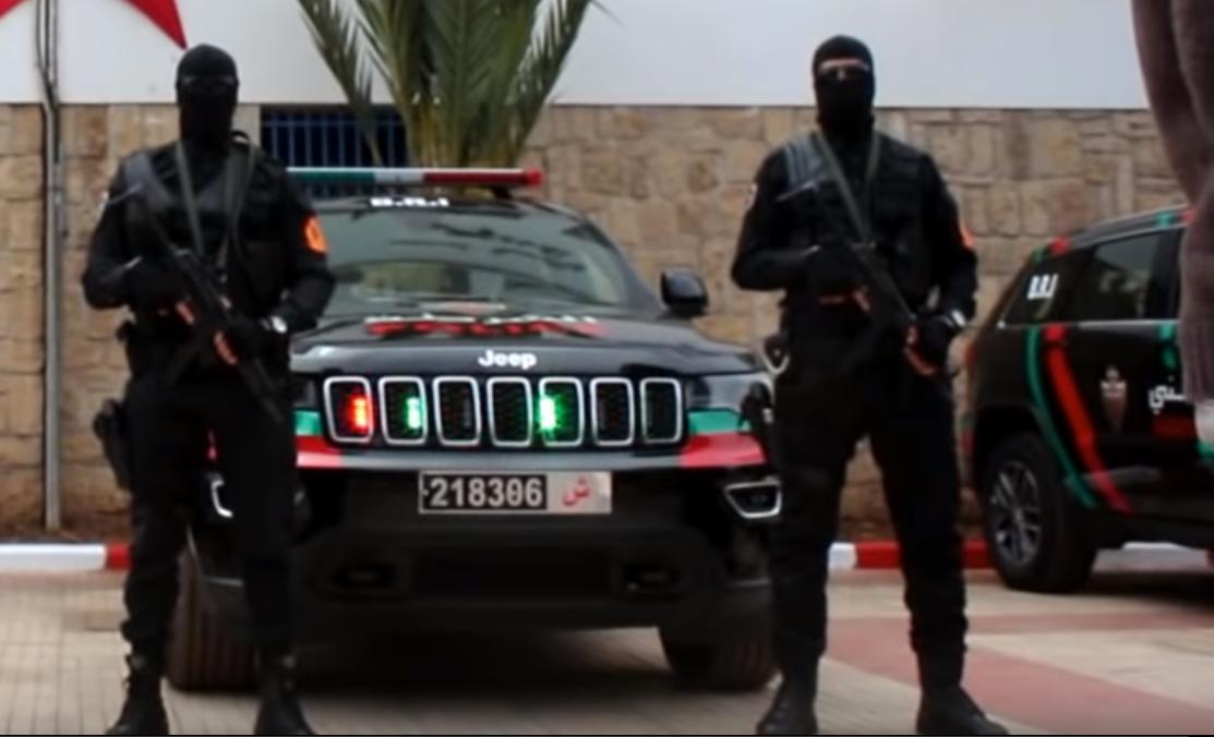 Moroccan Special Forces/Forces spéciales marocaines  :Videos et Photos : BCIJ, Gendarmerie Royale ,  - Page 15 1558058777-screenshot-1