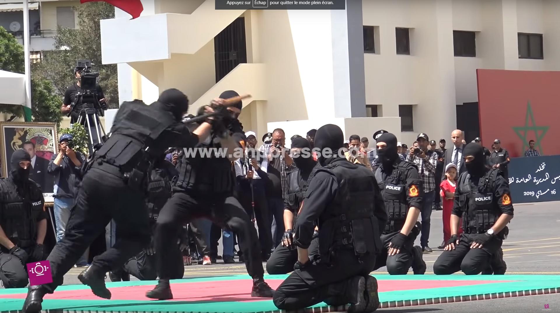 Moroccan Special Forces/Forces spéciales marocaines  :Videos et Photos : BCIJ, Gendarmerie Royale ,  - Page 15 1558058781-screenshot-4