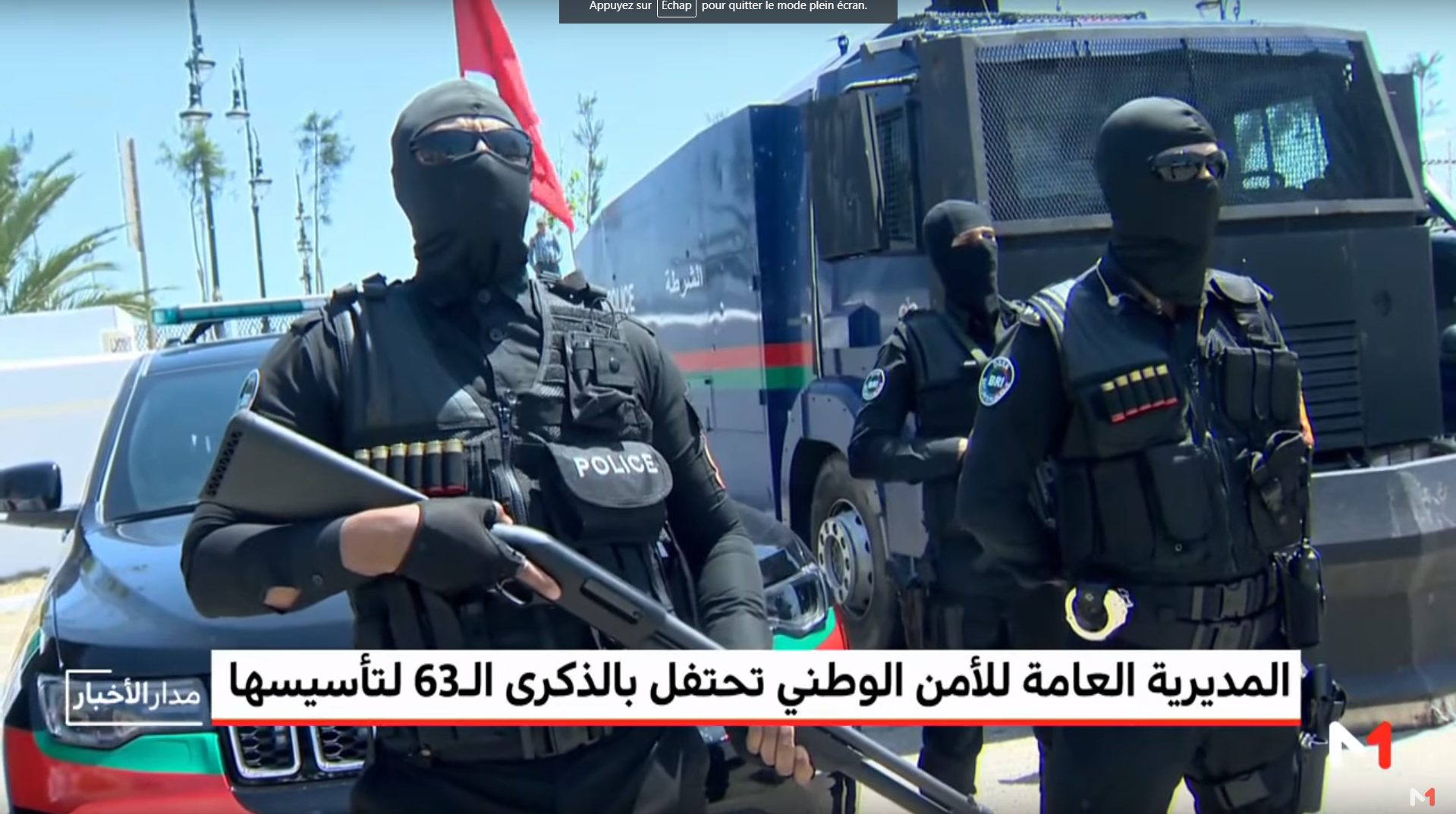 Moroccan Special Forces/Forces spéciales marocaines  :Videos et Photos : BCIJ, Gendarmerie Royale ,  - Page 15 1558058782-screenshot-3