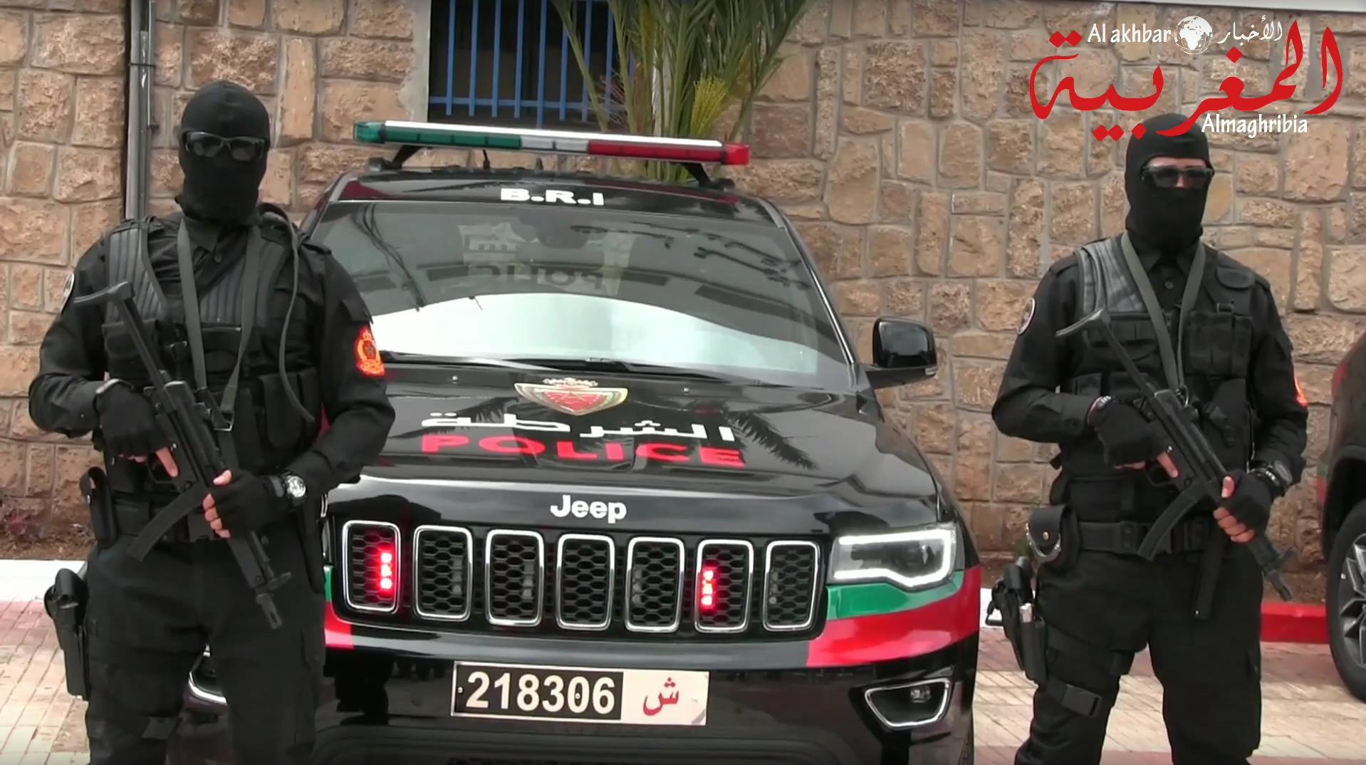 Moroccan Special Forces/Forces spéciales marocaines  :Videos et Photos : BCIJ, Gendarmerie Royale ,  - Page 16 1558059294-screenshot-7