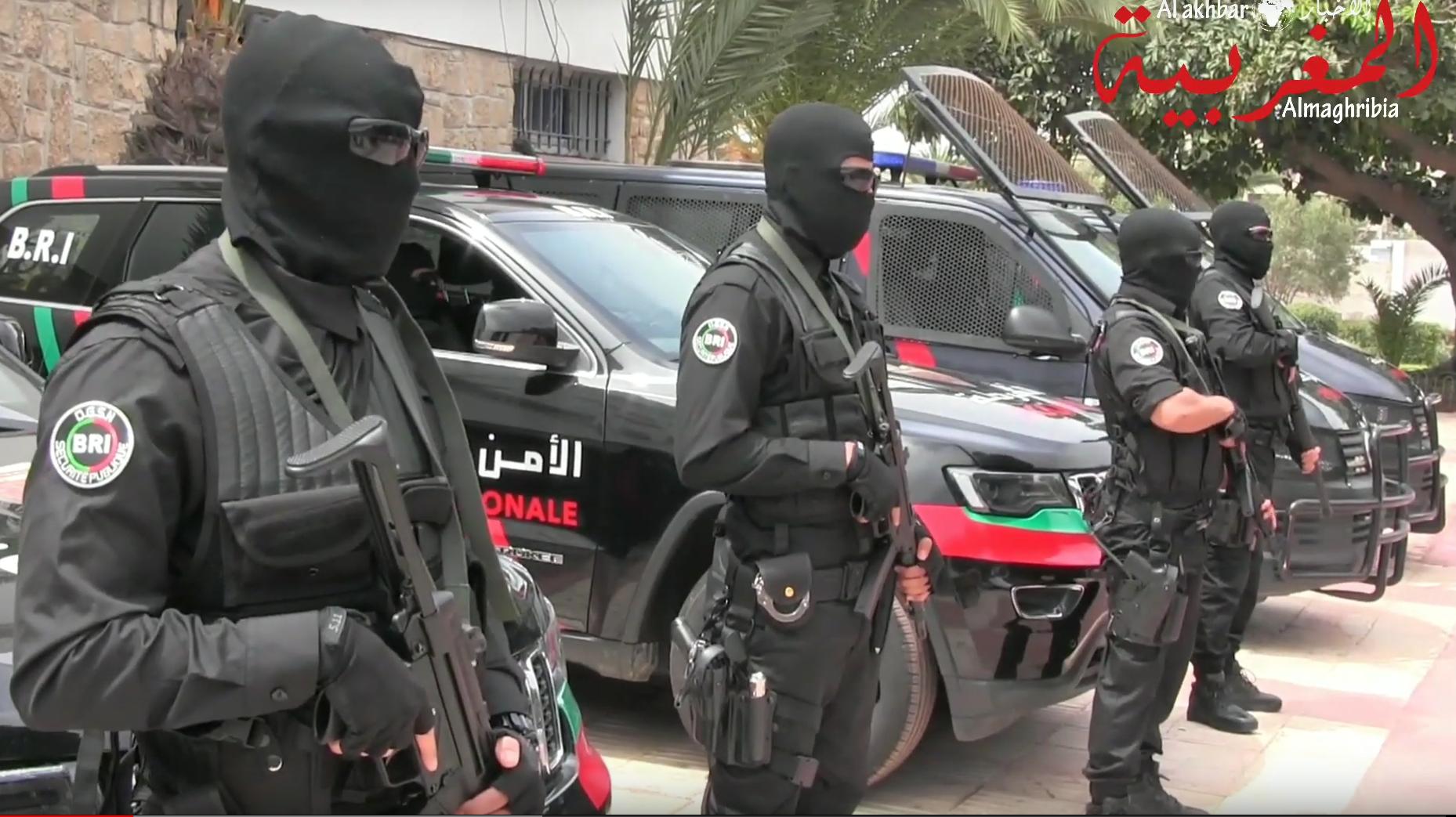 Moroccan Special Forces/Forces spéciales marocaines  :Videos et Photos : BCIJ, Gendarmerie Royale ,  - Page 16 1558059398-screenshot-8