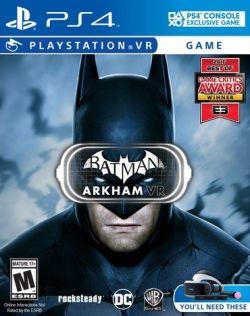 Listing jeux PSVR en boîte 1558449430-batman-arkham-vr