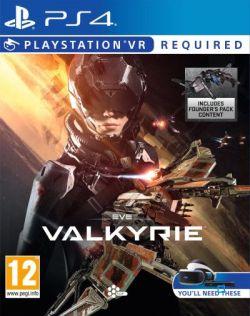 Listing jeux PSVR en boîte 1558451287-eve-valkyrie