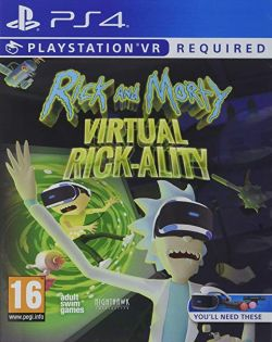 Listing jeux PSVR en boîte 1558451705-rick-and-morty-simulator
