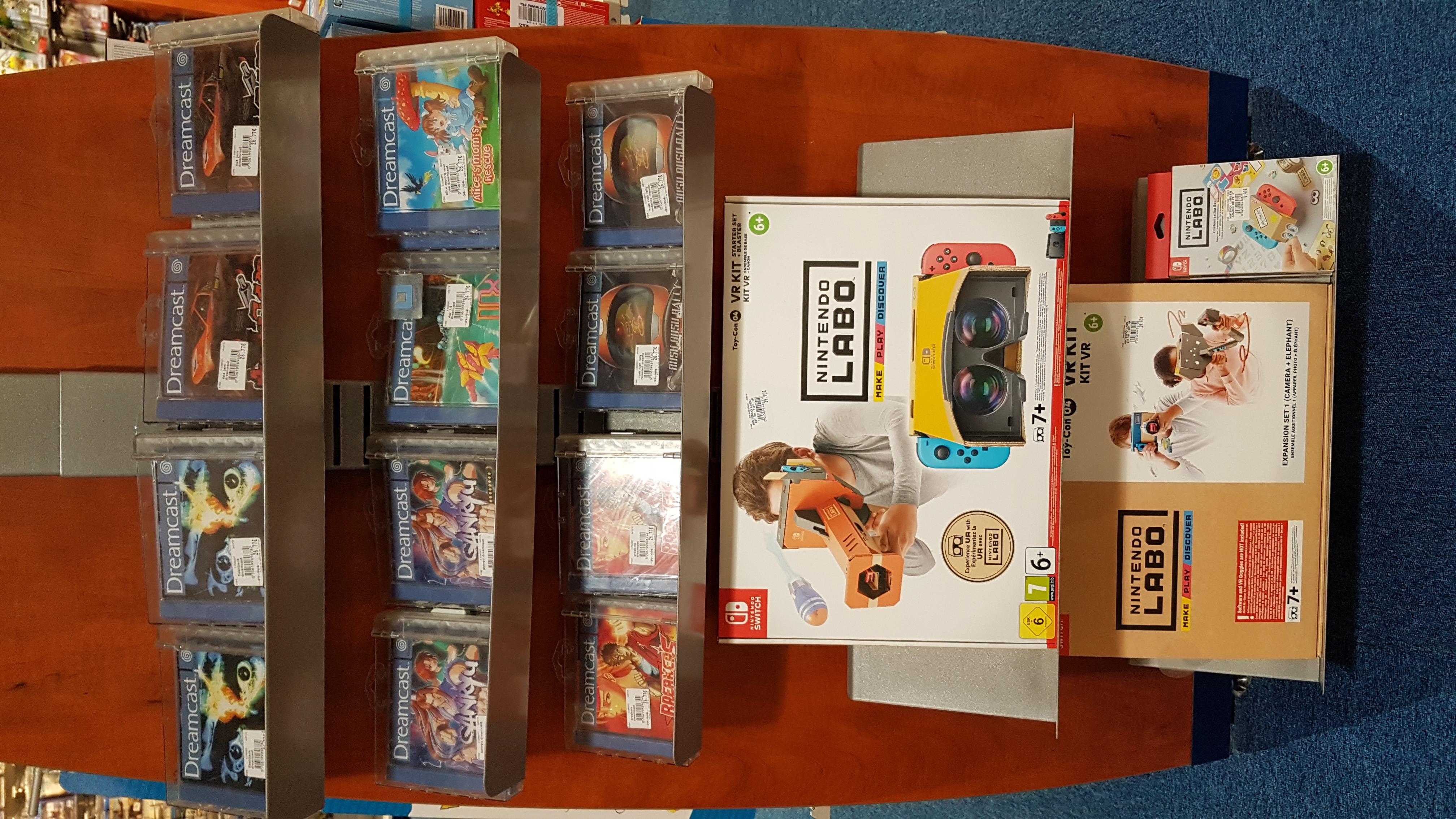 Jeux Dreamcast neuf à Leclerc o_O 1559653537-20190604-145416