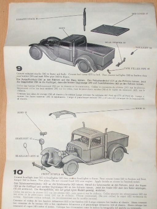 Ford 32 pick-up Lindberg 1/24 1561362847-dscf0071