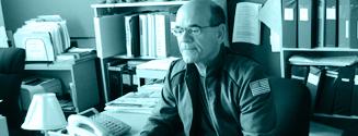 Bureau de Richard Woolsey